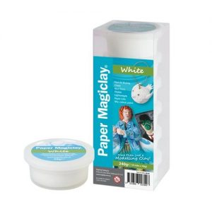 Paper Magiclay White 240g