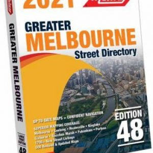 Street Directory Melway 48th Edition 2021