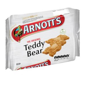 Arnotts Biscuits Teddy Bears 500Gr