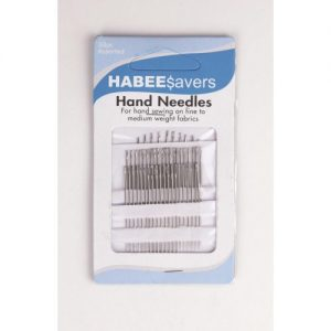 Hand Needles Assorted Pk50 Ctn of 5