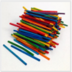 Matchsticks Assorted Colour Pack of 5000